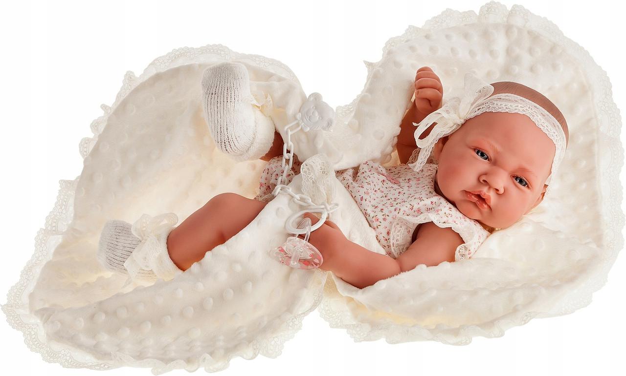 Лялька немовля Nacida Mantita Juan Antonio 5044