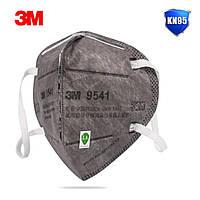 Защитная маска медицинская 3М респиратор 9541 Корея оригинал, фото 1