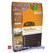 Acana  Wild Prairie Dog 11,4кг-беззерновой корм для собак  всех пород и возрастов с цыпленком