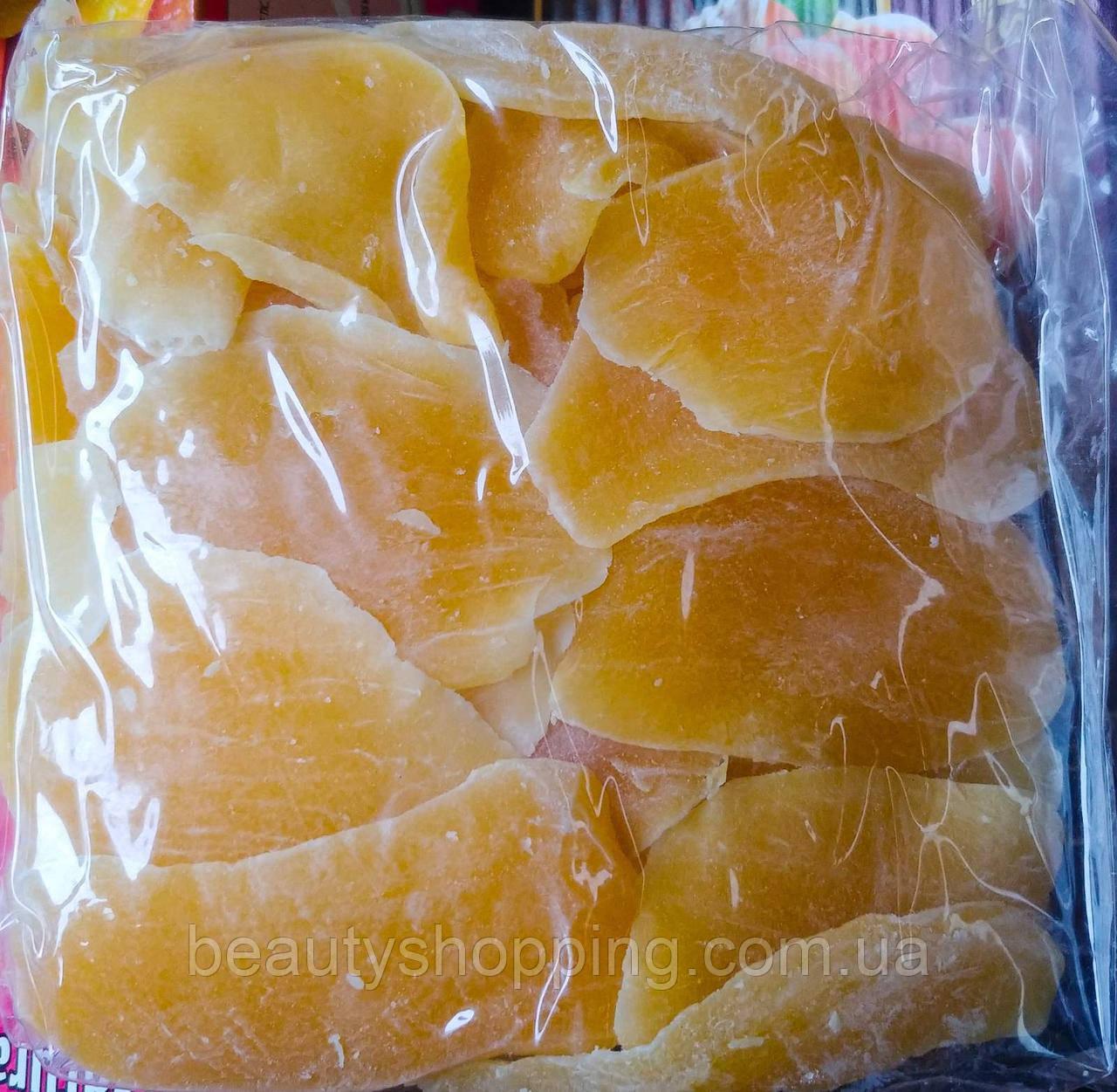 Манго натуральный сушеный в сахаре 970g