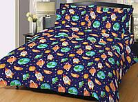 Детский комплект постельного белья 150*220 хлопок (15391) TM KRISPOL Украина
