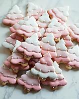 Елочка имбирное печенья