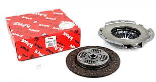 Комплект сцепления (корзина+диск) Renault Trafic 2.5 CDTI 06- (d=242mm) KAWE (Нидерланды) 962224