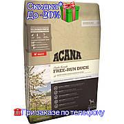 Acana Free-Run Duck 6кг - корм для собак  с уткой