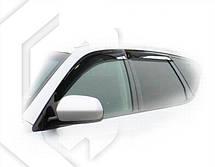 Вітровики Ніссан Мурано | Дефлектори вікон Nissan Murano I (Z50) 2002-2008