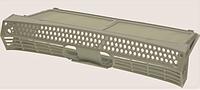 Сетчатый фильтр 00652184 для сушильных машин Bosch, Siemens