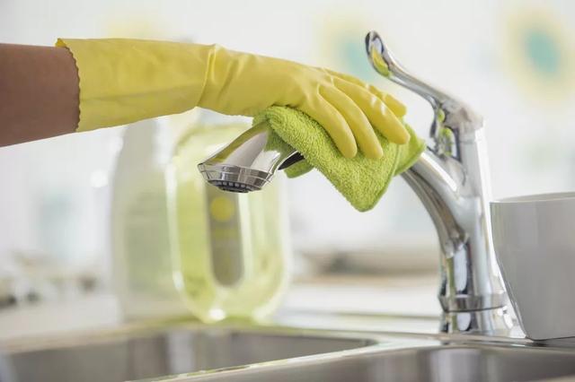 как почистить аэратор смесителя