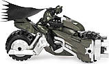 Набор Бэтман с мотоциклом Batman Batcycle Batman vs Clayface Оригинал из США, фото 7
