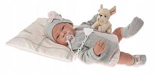 Кукла младенец Nacida 40 см Antonio Juan 3386