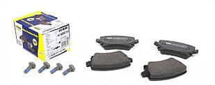 Колодки тормозные (задние) VW Caddy/Golf/Passat/Audi A4/A6 03- (TRW) ICER (Испания) 181600-703