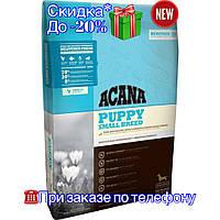 Acana Puppy Small Breed 6 кг - корм для щенков мелких пород