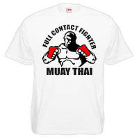 "Футболка ""Muay Thai (Муай тай)"".Размер L"