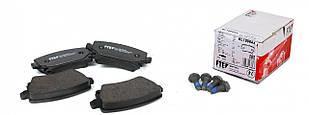 Колодки тормозные (задние) VW Caddy/Golf/Passat/Audi A4/A6 03- FTE (Германия) BL1896A4