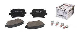Колодки тормозные (задние) VW Caddy/Golf/Passat/Audi A4/A6 03- BRECK (Польша) 23914 00 704 00