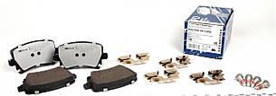 Колодки тормозные (задние/Platinum) VW Caddy 04- MEYLE (Германия) 025 239 1417/PD