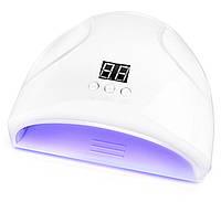 УФ лампа для гель-лака Dazzle mini-1 36 W для полимеризации, наращивания ногтей White (7173)