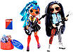 Кукла ЛОЛ ОМГ Дуэт Оригинал L.O.L. Surprise! O.M.G. Remix Rocker Boi and Punk Grrrl, фото 2