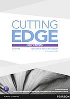 Cutting Edge /3rd edition/ Starter Teacher's Book. Resource Disc pack