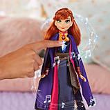 """Кукла Анна поющая """"Холодное Сердце 2"""" Disney Frozen Musical Adventure Anna Оригинал из США, фото 5"""