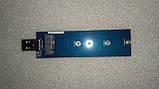 USB 3.0 внешний карман для M.2 (интерфейс подключения сата) NGFF SSD !!! Уценка !!!, фото 6