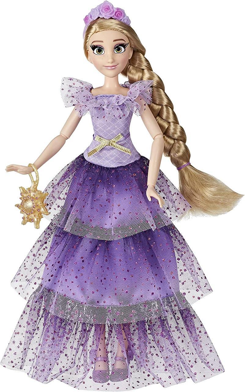 Кукла Рапунцель Принцесса Дисней Disney Princess Rapunzel Fashion Doll, Contemporary Style, Hasbro, Оригинал