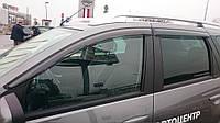 Ветровики Ниссан Террано |Дефлекторы окон Nissan Terrano 2014