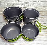 Набор туристической посуды Cooking Set DS-201
