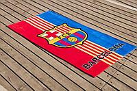 Пляжное полотенце Barcelona, махра Турция 75*150 см