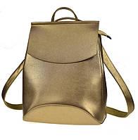 Недорогой стильный женский рюкзак - сумка, фото 1