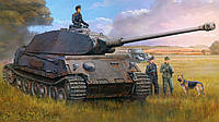 Сборная модель танка VK4502 (P) Vorne 1/35