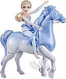 Холодне Серце Лялька Ельза, світло, звук. Frozen Magical Discovery Elsa Doll, Оригінал з США, фото 5