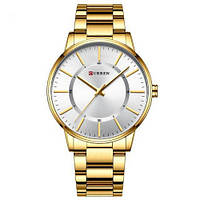 Curren 8385 Gold-White, фото 1