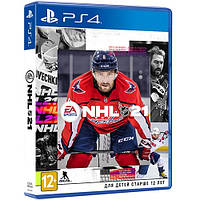 Игра PS4 NHL 21 для PlayStation 4, фото 1