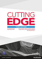 Cutting Edge /3rd edition/ Elementary Teacher's Book. Resource Disc pack