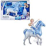 Холодне Серце Лялька Ельза, світло, звук. Frozen Magical Discovery Elsa Doll, Оригінал з США, фото 8