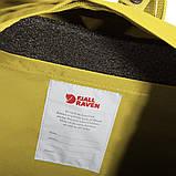 Женский рюкзак-сумка канкен Fjallraven Kanken classic желтый, фото 10