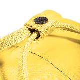 Женский рюкзак-сумка канкен Fjallraven Kanken classic желтый, фото 5