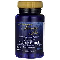 Ultimate Probiotik Formula, Комплекс пробиотиков максимального действия 30 капсул купить, цена