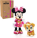 Набор Интерактивные Минни Маус и собачка Disney Junior Minnie's Party & Play Puppy Оригинал из США, фото 3