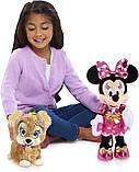 Набор Интерактивные Минни Маус и собачка Disney Junior Minnie's Party & Play Puppy Оригинал из США, фото 6