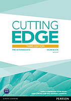 Cutting Edge /3rd edition/ Pre-int Workbook with Key plus online Audio