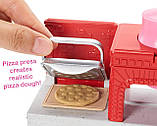 Игровой набор Барби Пицца-шеф с пластилином (Barbie Pizza Chef Doll and Playset) Оригинал из США, фото 3