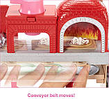Кукла Барби с кухней и тестом Play Dough Готовим пиццу., фото 4