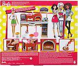 Кукла Барби с кухней и тестом Play Dough Готовим пиццу., фото 5