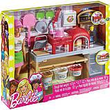 Кукла Барби с кухней и тестом Play Dough Готовим пиццу., фото 6