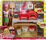Кукла Барби с кухней и тестом Play Dough Готовим пиццу., фото 7