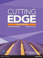 Cutting Edge /3rd edition/ Upper-Int Student Book/Pack DVD