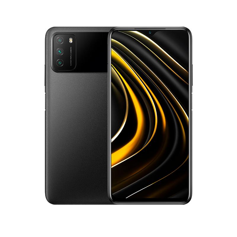 Xiaomi POCO M3 4/64Gb black Global Version