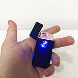 Зажигалка спиральная USB TH-705 2IN1 Газ + USB, фото 4