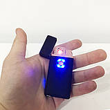 Зажигалка спиральная USB TH-705 2IN1 Газ + USB, фото 5